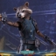 Hot Toys MMS411 GUARDIANS OF THE GALAXY VOL.2 - ROCKET (DELUXE VERSION) thumbnail 22