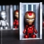 HOT TOYS Iron Man Cosbaby 1 thumbnail 2