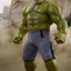 Hot Toys MMS287 AVENGERS: AGE OF ULTRON - HULK DELUXE SET thumbnail 6