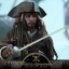 Hot Toys DX15 PIRATES OF THE CARIBBEAN: DEAD MEN TELL NO TALES - JACK SPARROW thumbnail 13