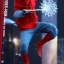 Hot Toys MMS414 SPIDER-MAN: HOMECOMING - SPIDER-MAN (HOMEMADE SUIT VERSION) thumbnail 5