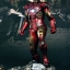 Hot Toys MMS196 THE AVENGERS - BATTLE DAMAGED MARK VII (MOVIE PROMO EDITION) thumbnail 2