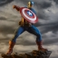Captain America Statue by Sideshow Collectibles thumbnail 5