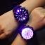 นาฬิกาข้อมือเรืองแสง LED ไฟกระพริบ thumbnail 7