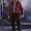 Hot Toys MMS421 GUARDIANS OF THE GALAXY VOL.2 - STAR-LORD (DELUXE VER.) thumbnail 11