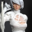 04/05/2018 SUPER DUCK SET026 Cosplay Series - Sexy Mannequin White Suit thumbnail 7