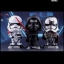Hot Toys COSB290, COSB 402-403 STAR WARS: THE FORCE AWAKENS - COSBABY (L) BOBBLE-HEAD SERIES thumbnail 1