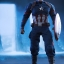 Hot Toys MMS350 CAPTAIN AMERICA: CIVIL WAR - CAPTAIN AMERICA thumbnail 3
