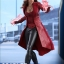 Hot Toys MMS370 CAPTAIN AMERICA: CIVIL WAR - SCARLET WITCH thumbnail 1