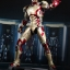 Hot Toys MMS197D02 IRON MAN 3 - MARK XLII thumbnail 1