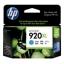 ตลับหมึก INK HP920XL Color สีฟ้า ราคา 580 บาท thumbnail 1