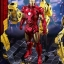 Hot Toys MMS462D22 IRON MAN 2 - MARK IV WITH SUIT-UP GANTRY thumbnail 3