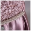 ld3018-03 ชุดราตรียาว สีม่วง ลูกไม้ซีทรู เซ็กซี่มาก กระโปรงผ้าซาตินพรีเมี่ยม สวย หรู ใส่ไปงานแต่งงาน งานบายเนียร์ งานพรหมแดง งานกาล่าดินเนอร์ หรือ ชุดพรีเวดดิ้ง เริ่ดมากค่ะ thumbnail 8