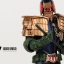 ThreeA x 2000AD 1/6 Apocalypse War - Judge Dredd thumbnail 3