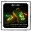 เชือกรองเท้าเรืองแสง มีไฟ Led กระพริบ แบบสีผสม 2 สี thumbnail 6