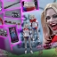 Hot Toys MMS383 SUICIDE SQUAD - HARLEY QUINN thumbnail 2