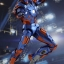 Hot Toys MMS371 IRON MAN 3 - DISCO (MARK XXVII) thumbnail 1