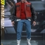 Hot Toys MMS379 BACK TO THE FUTURE PART II - MARTY MCFLY (SE) thumbnail 5
