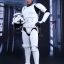 Hot Toys MMS418 STAR WARS: EPISODE IV A NEW HOPE - HAN SOLO (STORMTROOPER DISGUISE VERSION) thumbnail 4