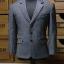 POPTOYS X22 1/6 Style Series - Men's striped Suit X3 colours thumbnail 4