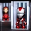 HOT TOYS Iron Man Cosbaby 1 thumbnail 6