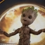 Hot Toys LMS004 GUARDIANS OF THE GALAXY VOL. 2 - GROOT (LIFE-SIZE) thumbnail 23