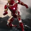 HOT TOYS AVENGERS: AGE OF ULTRON - MARK XLIII thumbnail 10