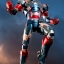 Hot Toys MMS195D01 IRON MAN 3 - IRON PATRIOT thumbnail 5
