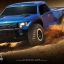 Aggressive Ford F-150 SVT Raptor Styling# 58064 thumbnail 1