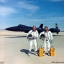 """DAMTOYS No.78031 SR-71 """"BLACK BIRD"""" FLIGHT TEST ENGINEER thumbnail 13"""