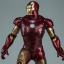 Iron Man Mark III - Maquette by Sideshow Collectibles thumbnail 9