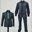 POPTOYS X21 The Avengers II TONY Suits With Sunglasses thumbnail 1