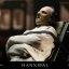 BLITZWAY BW-UMS10302 The Silence of the Lambs, 1991 - Hannibal Lecter (Straitjacket ver.) thumbnail 13