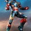 Hot Toys MMS195D01 IRON MAN 3 - IRON PATRIOT thumbnail 4