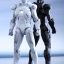 Hot Toys MMS329 THE AVENGERS - MARK VII (SUB-ZERO VERSION) thumbnail 1