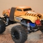 Monster-Mutt : 1/10 Monster Jam Replica Monster Truck # 3602R thumbnail 5