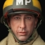 """DID A80116 2ND ARMORED DIVISION """"MILITARY POLICE"""" - BRYAN thumbnail 2"""