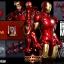 HOTTOYS MMS256D07 IRON MAN: MARK III (Diecast) SE thumbnail 1