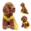 Zlchen สายจูงสุนัข เสื้อจูงสุนัข สีเหลือง