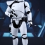 Hot Toys MMS316 STAR WARS: THE FORCE AWAKENS - FIRST ORDER STORMTROOPER SQUAD LEADER thumbnail 4