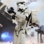 Hot Toys VGM23 STAR WARS BATTLEFRONT - JUMPTROOPER thumbnail 10