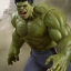 Hot Toys MMS287 AVENGERS: AGE OF ULTRON - HULK DELUXE SET thumbnail 3