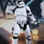 Hot Toys MMS316 STAR WARS: THE FORCE AWAKENS - FIRST ORDER STORMTROOPER SQUAD LEADER thumbnail 5