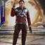 Hot Toys MMS421 GUARDIANS OF THE GALAXY VOL.2 - STAR-LORD (DELUXE VER.) thumbnail 12