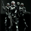 SIDESHOW STAR WARS - Militaries Or Star Wars: UTAPAU SHADOW TROOPER thumbnail 4