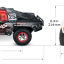 Slash: 1/10-Scale 2WD Short Course Racing Truck with TQ 2.4GHz radio system and on-board audio#58034-2 thumbnail 17