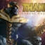 Thanos on Throne - Maquette by Sideshow Collectibles thumbnail 1