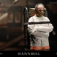 BLITZWAY BW-UMS10302 The Silence of the Lambs, 1991 - Hannibal Lecter (Straitjacket ver.) thumbnail 3