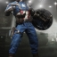 Hot Tots MMS156 CAPTAIN AMERICA: THE FIRST AVENGER - CAPTAIN AMERICA thumbnail 15