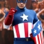 Hot Toys MMS205 CAPTAIN AMERICA: THE FIRST AVENGER - CAPTAIN AMERICA (STAR SPANGLED MAN VERSION) thumbnail 6